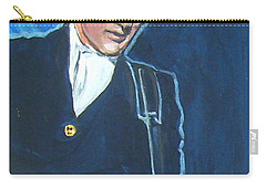 Buddy Holly Carry-all Pouch by Bryan Bustard