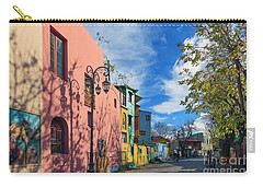 Carry-all Pouch featuring the photograph Buenos Aires 001 by Bernardo Galmarini