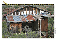 Bull Canyon Line Cabin Carry-all Pouch