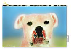 Bulldog Rana Art 54 Carry-all Pouch