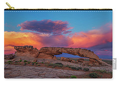 Burning Skies Carry-all Pouch