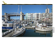 Burrard Bridge Carry-all Pouch