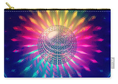 Burst Of Color  Carry-all Pouch