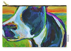 Ellie Carry-all Pouch by Robert Phelps