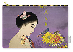 Butterfly Whisperer Carry-all Pouch
