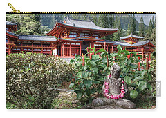 Byodo-in Carry-all Pouch