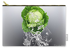 Cabbage Splash Carry-all Pouch