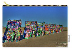 Cadillac Ranch 2 Carry-all Pouch