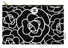 Camellia Cc Carry-all Pouch