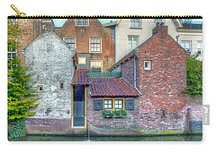 Canal Houses Carry-all Pouch