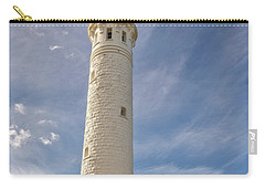 Carry-all Pouch featuring the photograph Cape Leeuwin Lighthouse by Ivy Ho