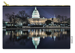 Capital Building Carry-all Pouch