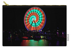 Capital Wheel Carry-all Pouch