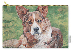 Cardigan Welsh Corgi Carry-all Pouch
