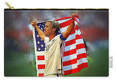 Abby Wambach Carry-all Pouch