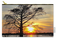 Carolina Sunset Carry-all Pouch by Victor Montgomery