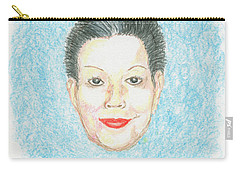Catherine The Great Carry-all Pouch