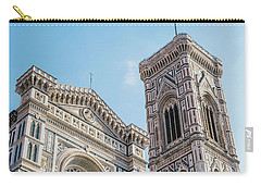 Cattedrale Di Santa Maria Del Fiore Is The Main Church Of Floren Carry-all Pouch