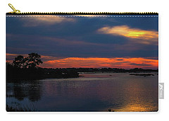 Ceader Key Florida  Carry-all Pouch by Louis Ferreira
