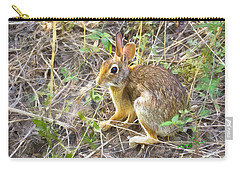 Cedar Hill Bunny Carry-all Pouch
