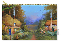 Chasing Fairies Carry-all Pouch
