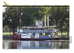 Chautauqua Belle On Lake Chautauqua Carry-all Pouch