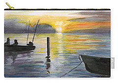 Chesapeake Sunset Carry-all Pouch
