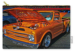 Chevy Stepside Carry-all Pouch by Victor Montgomery