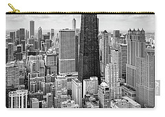 Carry-all Pouch featuring the photograph Chicago's Gold Coast by Adam Romanowicz