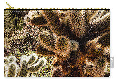 Cholla Cacti Carry-all Pouch