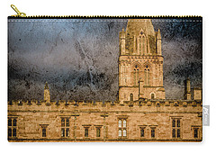 Oxford, England - Christ Church College Carry-all Pouch