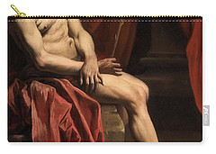 Christ Mocked Carry-all Pouch