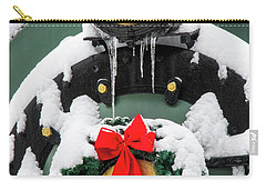 Christmas Train At Pacific Junction Carry-all Pouch