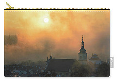 Church Of Our Lady Victorious, Prague, Czech Republic. Carry-all Pouch