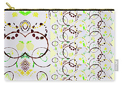 Circle Obsession 4 Carry-all Pouch