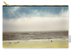 Clearing Storm Montauk Carry-all Pouch