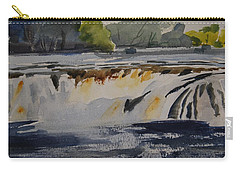 Cohoes Falls Study 2 Carry-all Pouch