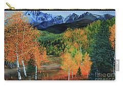 Colorado Aspens Carry-all Pouch