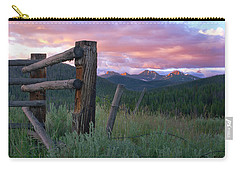 Colorado Glory Carry-all Pouch