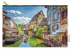 Colorful Colmar Carry-all Pouch by JR Photography