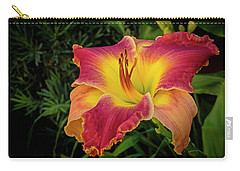 Colorful Lily  Carry-all Pouch