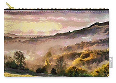Colors Of Autumn Carry-all Pouch by Gun Legler
