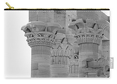 Columns Carry-all Pouch by Silvia Bruno