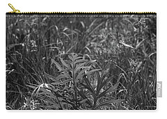 Compass Plant Carry-all Pouch by Tim Good