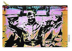 Comradeship Carry-all Pouch by Gary Grayson