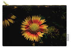Carry-all Pouch featuring the photograph Coneflower by Jay Stockhaus