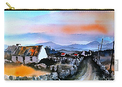 Connemara Sunset, Galway Carry-all Pouch