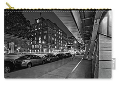 Carry-all Pouch featuring the photograph Cooper Union Nyc by Susan Candelario