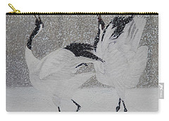 Courtship Dance Carry-all Pouch