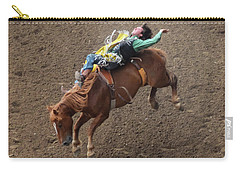 Cowboy Up Carry-all Pouch